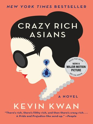 cover image of Crazy Rich Asians